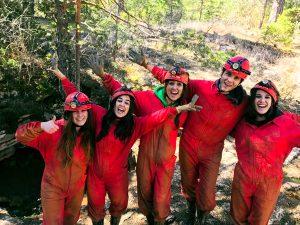 7 Espeleologia en Cuenca, turismo activo y multiaventura