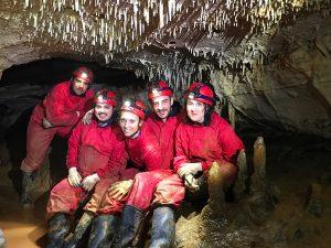 6 Espeleologia en Cuenca, turismo activo y multiaventura